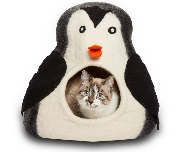 Karma Cat - Penguin Cave
