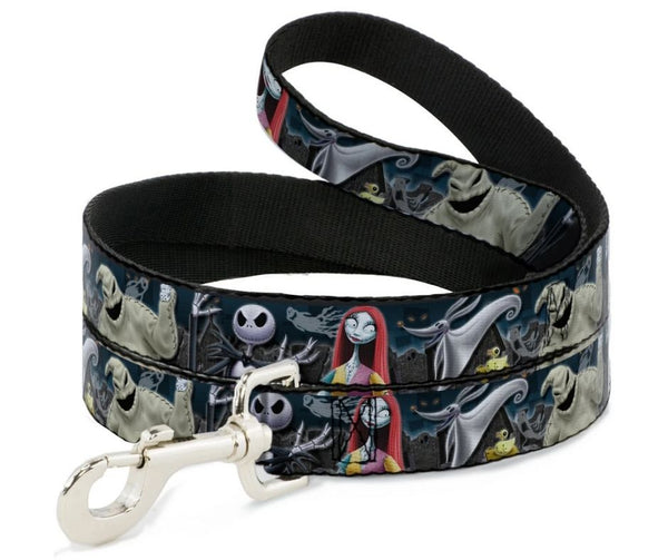 Nightmare Before Christmas Dog Leash by Buckle-Down