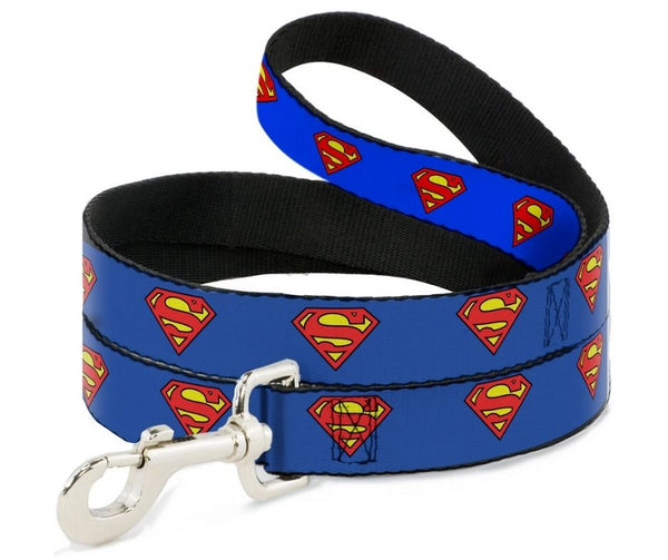 Superman Shield Dog Leash by Buckle-Down