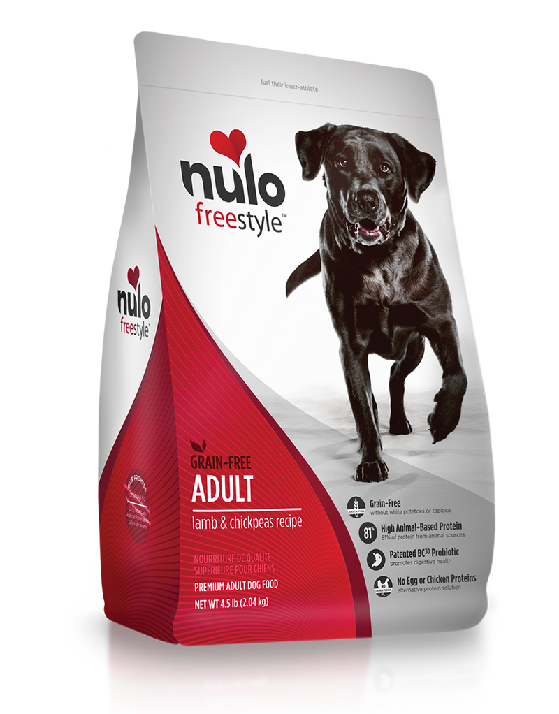 Nulo Freestyle Adult Lamb & Chickpeas Dog Food - Southern Agriculture