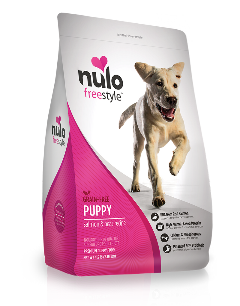 Nulo Freestyle Puppy Salmon & Peas - Southern Agriculture