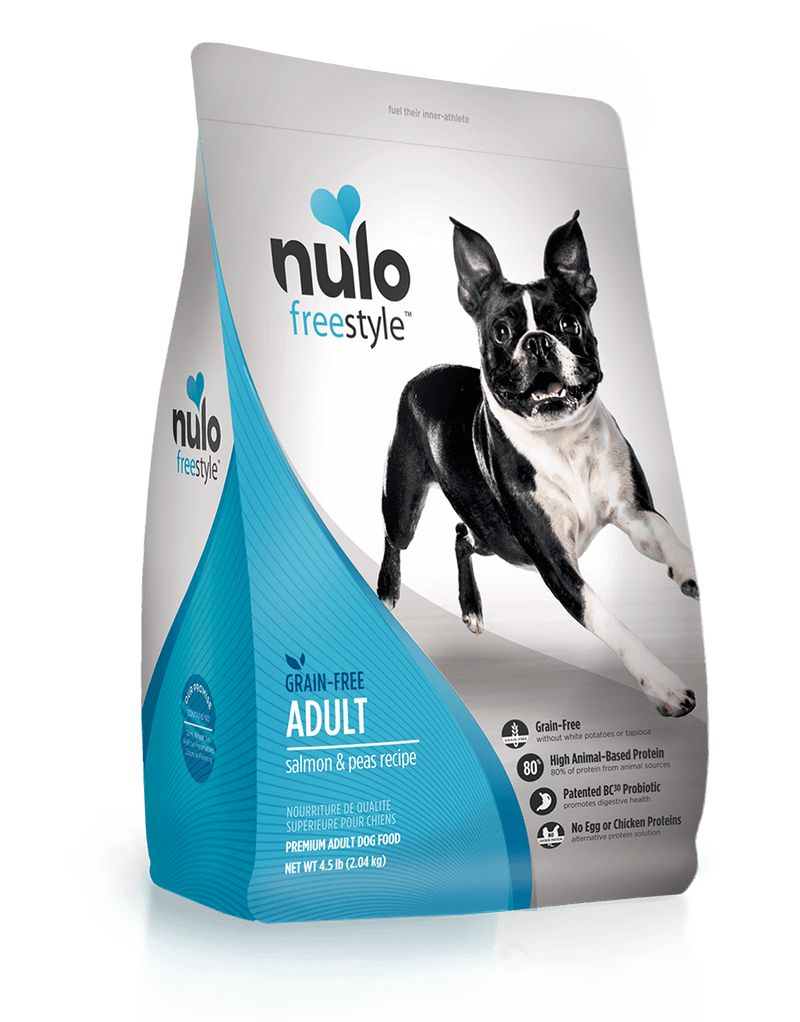 Nulo Freestyle Adult Salmon & Peas Dog Food - Southern Agriculture