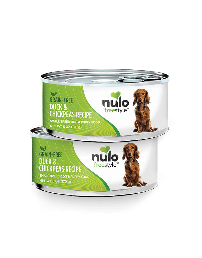 Nulo Freestyle Small Breed Duck & Chickpeas - Southern Agriculture