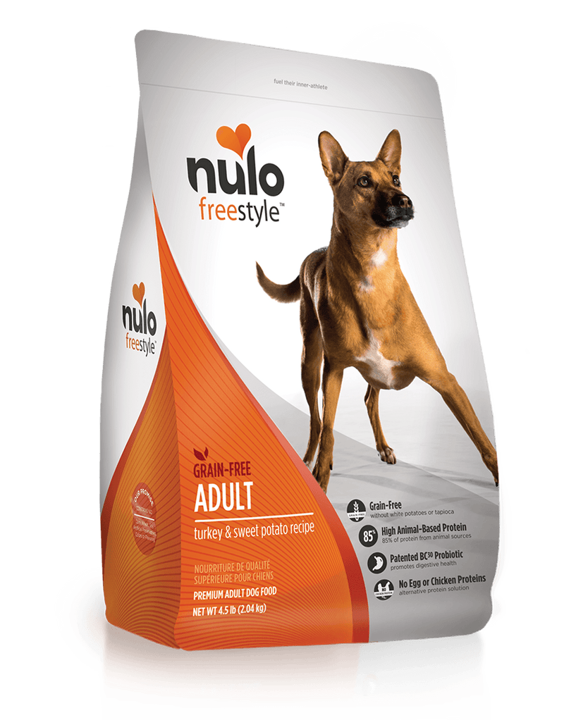 Nulo Freestyle Adult Turkey & Sweet Potato Dry Dog Food - Southern Agriculture