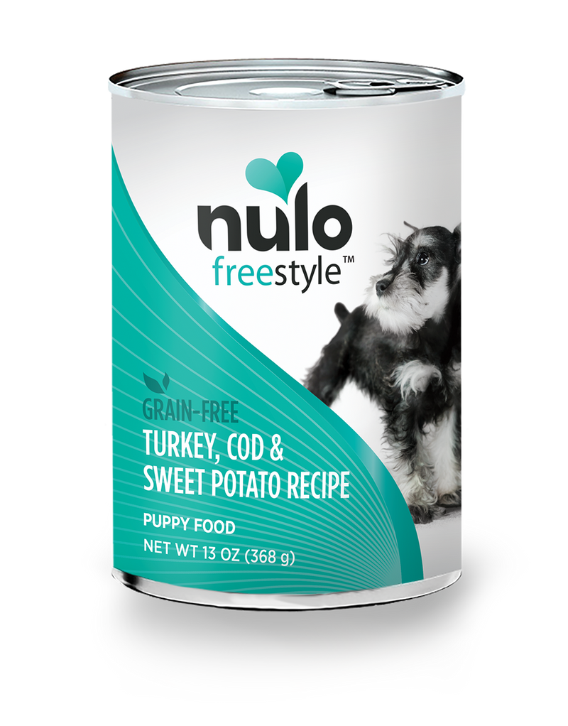 Nulo Freestyle Puppy Turkey, Cod & Sweet Potato - Southern Agriculture