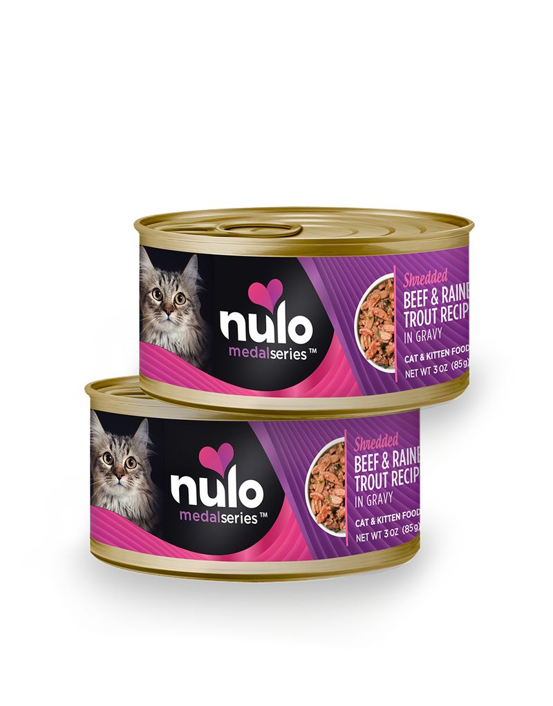 Nulo Freestyle Shredded Beef & Rainbow Trout - Southern Agriculture