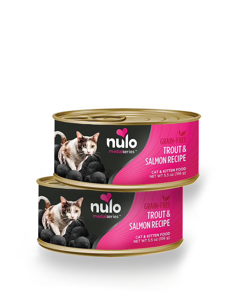 Nulo Freestyle Trout & Salmon Cat Food - Southern Agriculture