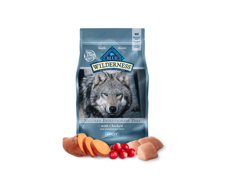 Blue Buffalo Wilderness - Adult Chicken Recipe Dog Food - Southern Agriculture
