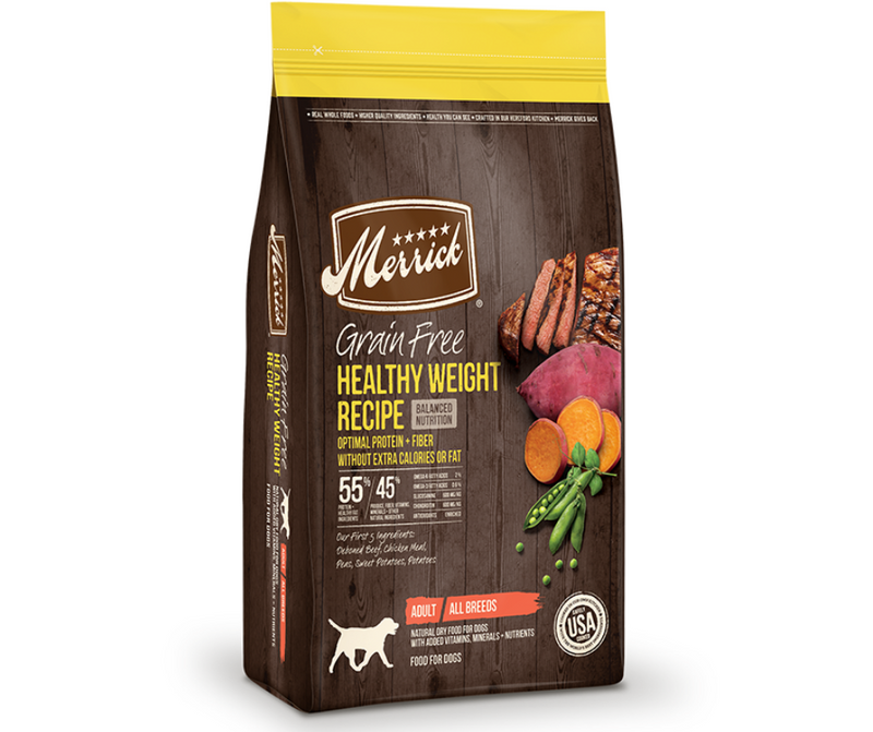 Merrick Grain Free - All Breeds, Adult Dog. Healthy Weight Recipe - Southern Agriculture