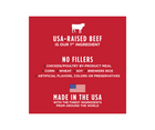 Nature's Variety Instinct, Be Natural - All Breeds, Adult Dog.  Real Beef & Barley Recipe - Southern Agriculture