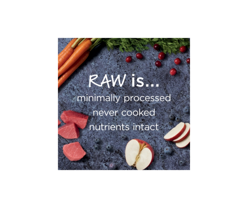 Nature's Variety Instinct, Raw Boost - All Breeds, Adult Dog. Grain-Free Real Beef Recipe - Southern Agriculture