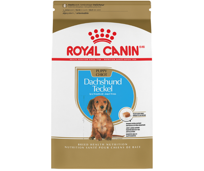 Royal Canin - Dachshund Puppy. Dry Dog Food - Southern Agriculture