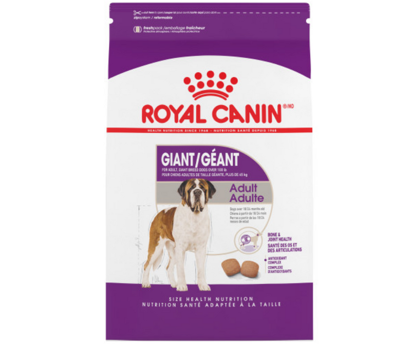 Royal Canin - Giant Breed, Adult Dog. Dry Dog Food - Southern Agriculture
