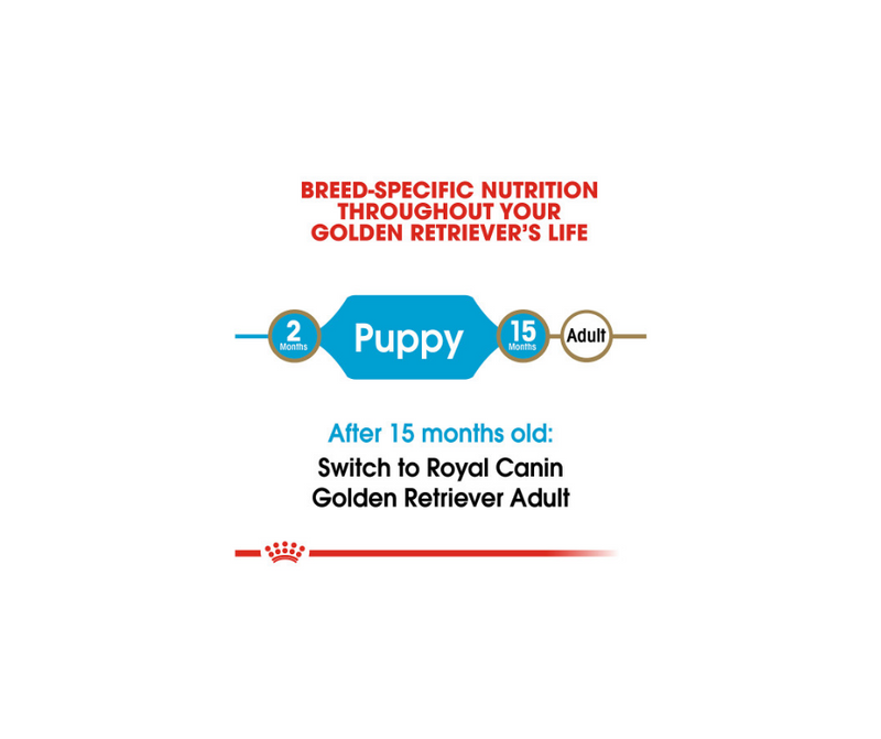 Royal Canin - Golden Retriever Puppy. Dry Dog Food - Southern Agriculture
