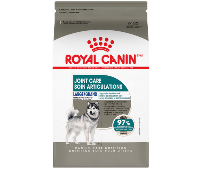 Royal Canin Joint Care - Large Breed, Adult Dog. Dry Dog Food - Southern Agriculture