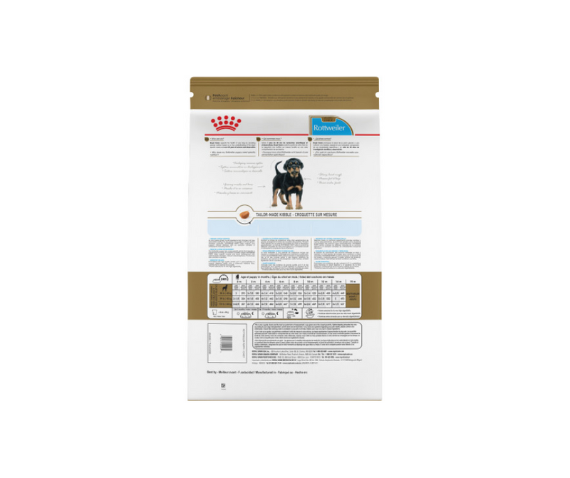 Royal Canin - Rottweiler Puppy. Dry Dog Food - Southern Agriculture