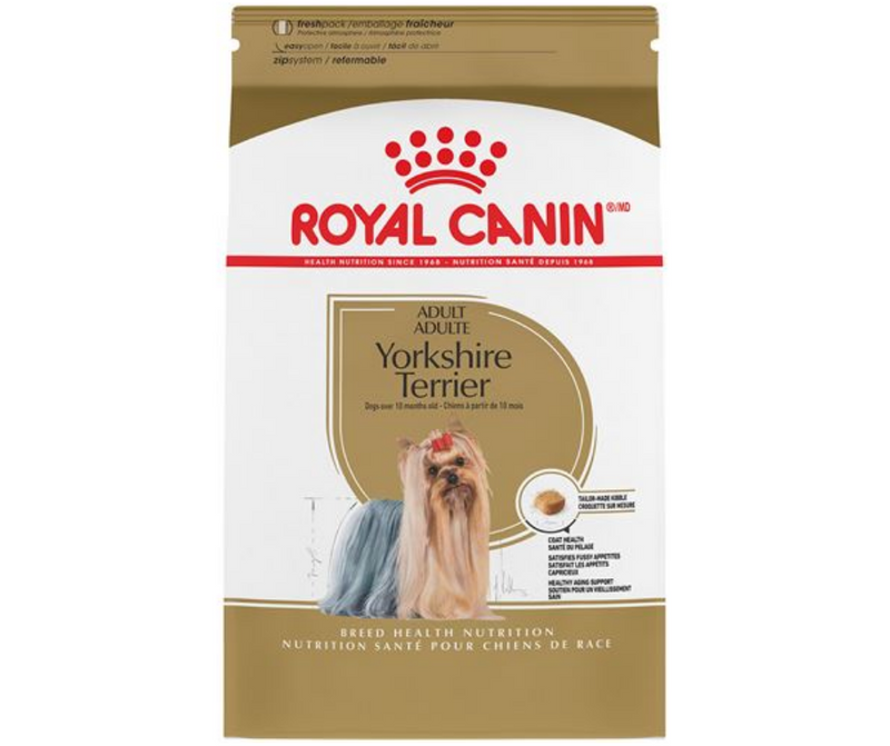 Royal Canin - Adult Yorkshire Terrier. Dry Dog Food - Southern Agriculture