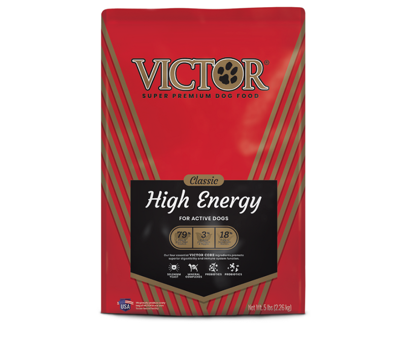 Victor - All Dog Breeds, All LifeStyles. High Energy Recipe - Southern Agriculture