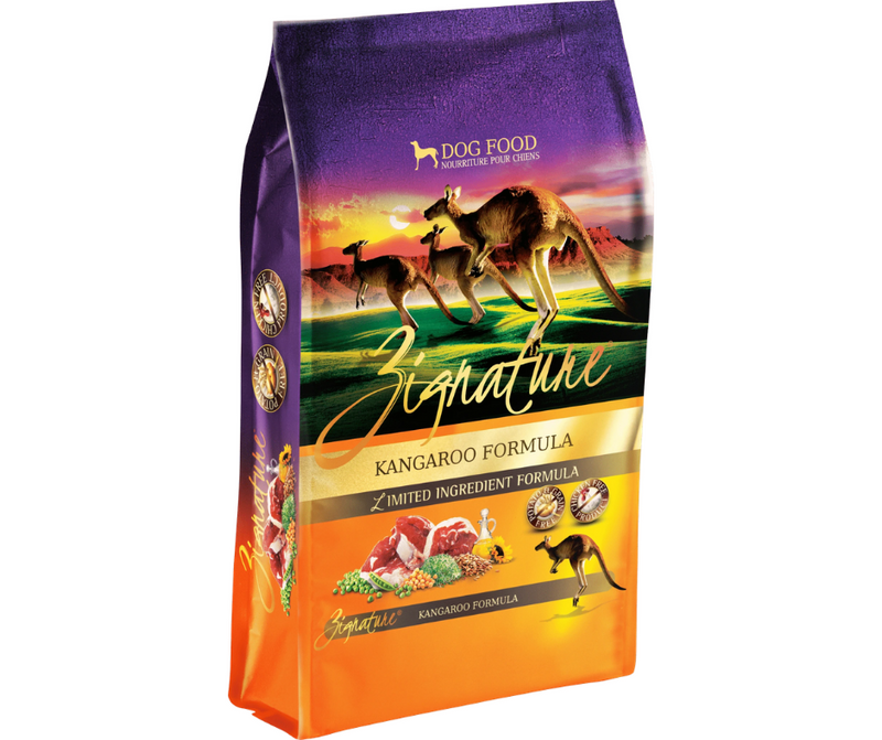 Zignature Kangaroo Limited Ingredient Dry Dog Food - Southern Agriculture