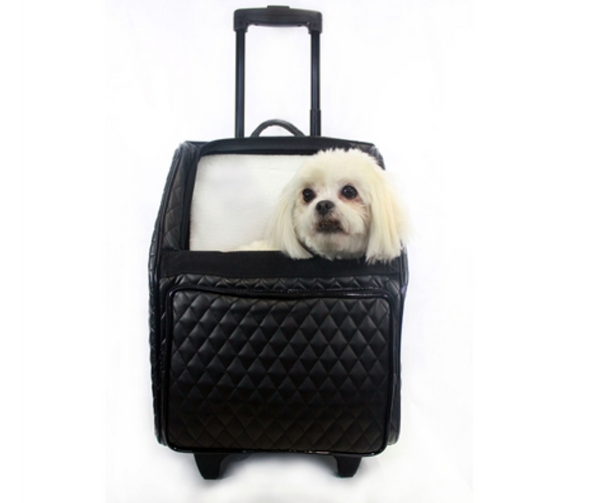 Pet Bag Rio On Wheels by Petote - Southern Agriculture