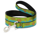 Scooby Doo THE MYSTERY MACHINE Paint Job Dog Leash By Buckle-Down - Southern Agriculture