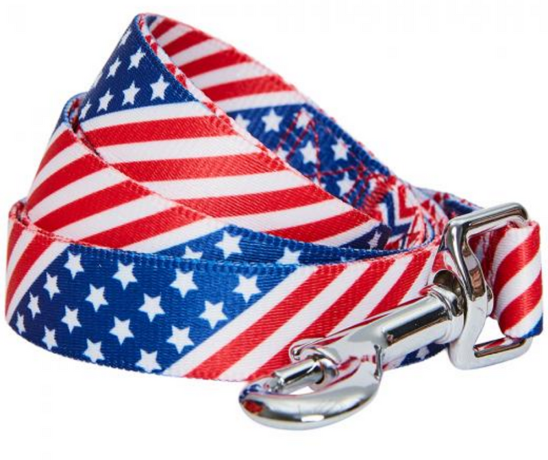 Leash American Flag By Blueberry - Southern Agriculture