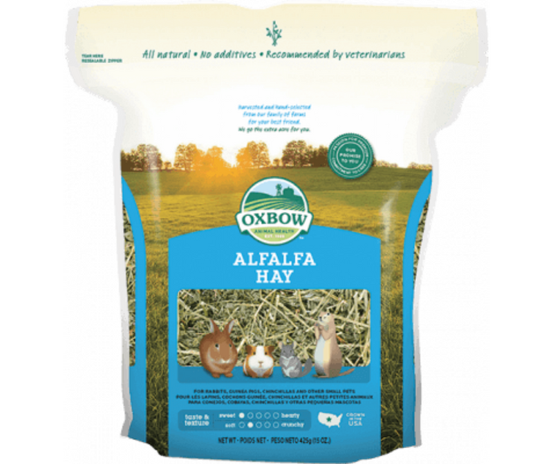 Oxbow Alfalfa Hay - Southern Agriculture