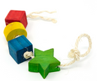 Oxbow Enriched Life - Color Play Dangly Chew for Small Animals - Southern Agriculture