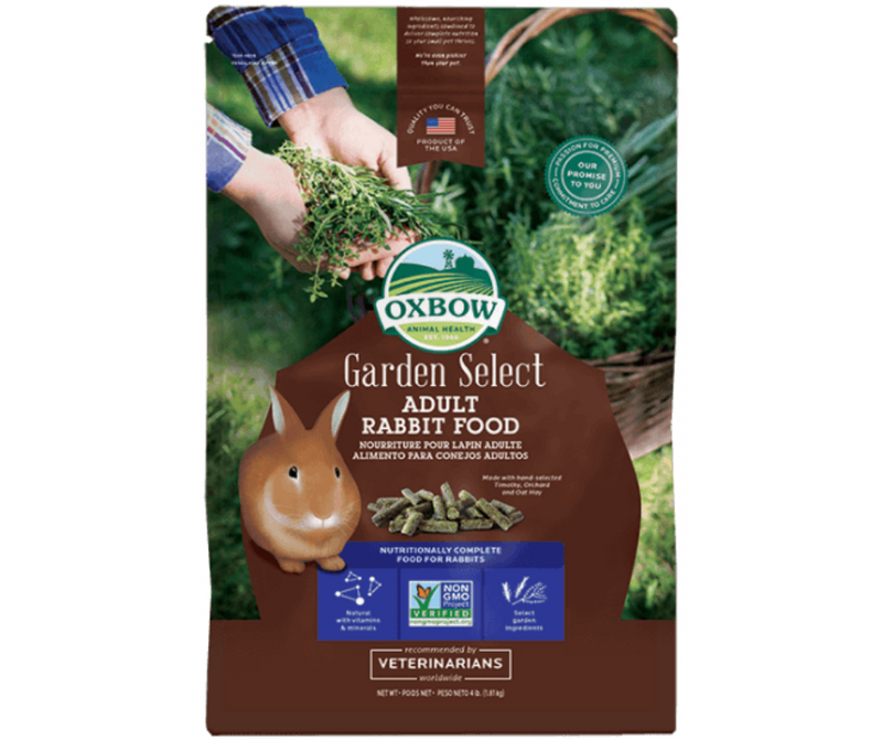 Oxbow Garden Select Adult Rabbit - Southern Agriculture