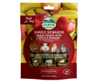 Oxbow SimpleRewards Baked Treats Apple & Banana for Small Animals 3 oz. - Southern Agriculture