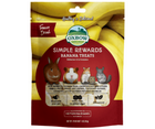 Oxbow SimpleRewards Treat Banana for Small Animals 1 oz. - Southern Agriculture
