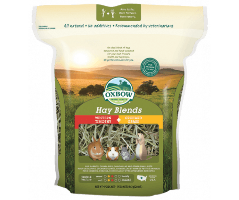 Oxbow Hay Blends - Western Timothy & Orchard Grass - Southern Agriculture