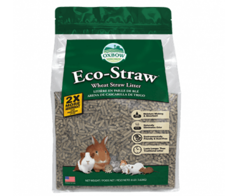 Oxbow Eco-Straw Litter - Southern Agriculture