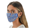 Snoozies Fashion Face Coverings (Mask) Dot Print with Filter - Southern Agriculture