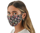 Snoozies Fashion Face Coverings (Mask) Skull Print with Filter - Southern Agriculture