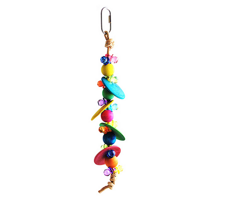 Crystal Vine Bird Toy for Smal & Medium Birds By Scooter Z's - Southern Agriculture