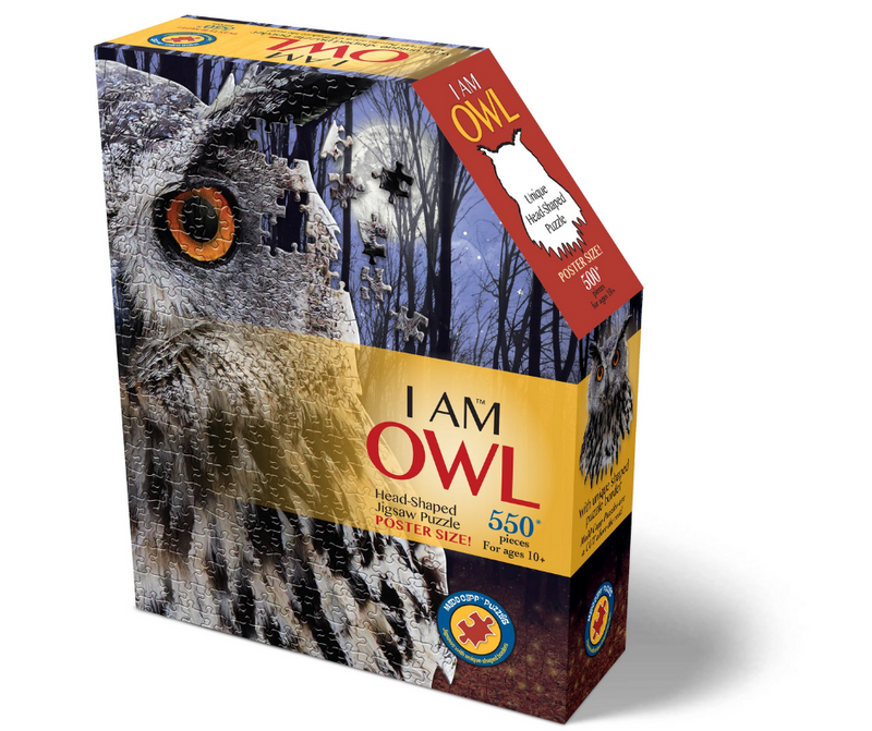 Madd Capp Puzzle: I AM OWL - Southern Agriculture