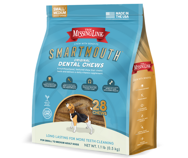 The Missing Link SmartMouth Dental Chews