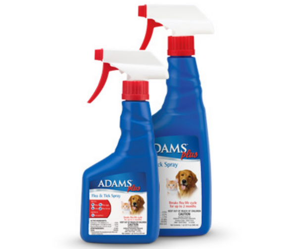 Adams Plus Flea & Tick Spray - Southern Agriculture