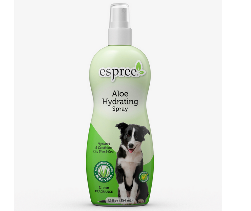 Espree Aloe Hydrating Spray for Dogs 12 oz. - Southern Agriculture