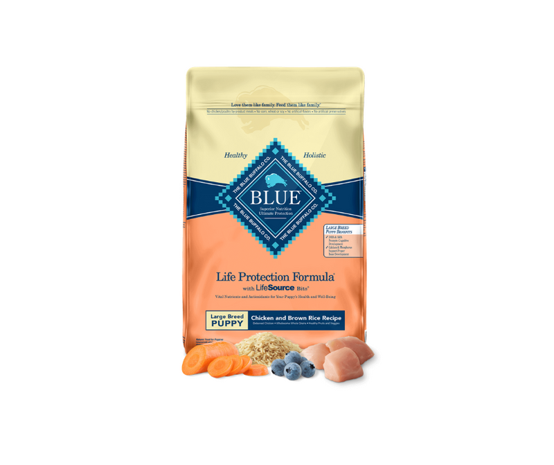 Blue Buffalo Life Protection Formula - Large Breed, Puppy. Chicken and Brown Rice Recipe - Southern Agriculture