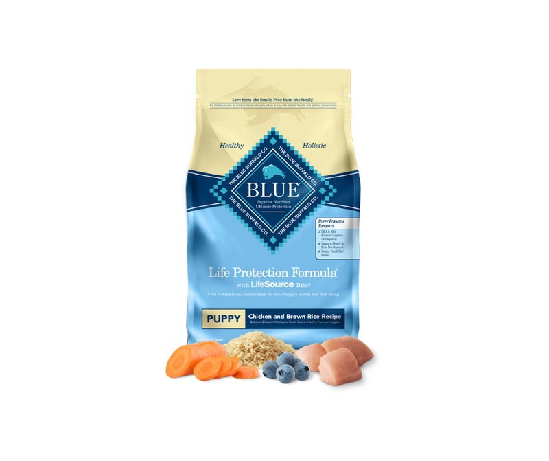 Blue Buffalo Life Protection Formula - Puppy. Chicken and Brown Rice Recipe - Southern Agriculture
