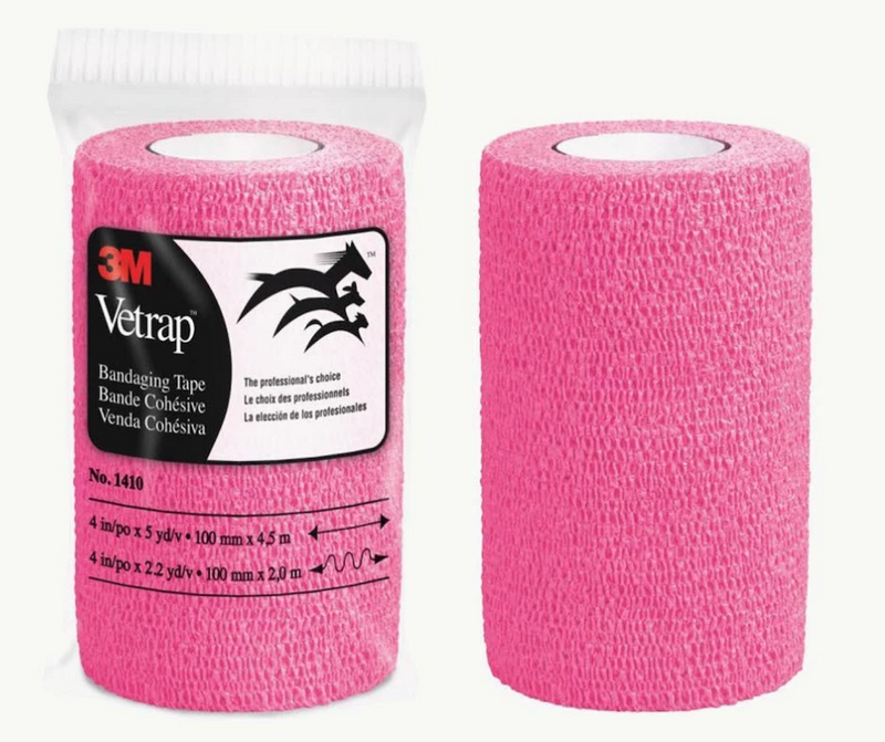 3M Vetrap 4 inch x 5 yards - Southern Agriculture