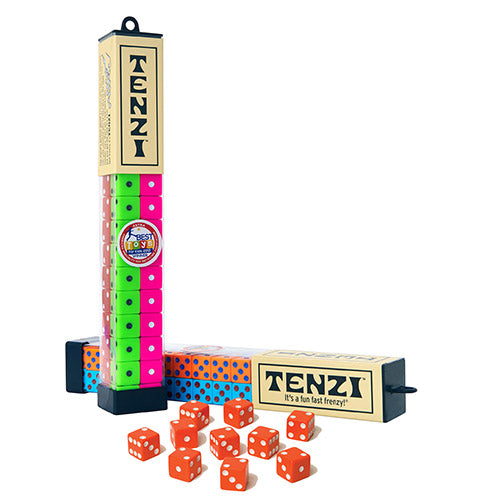Tenzi Dice Game - Southern Agriculture