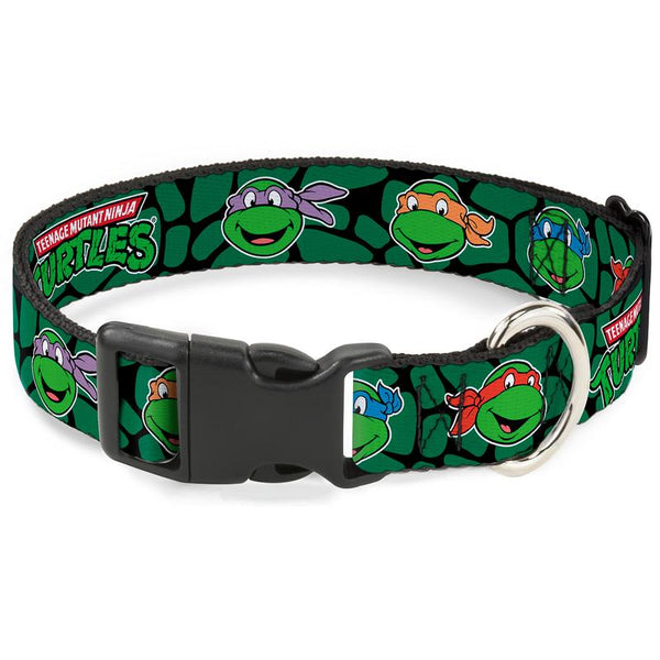 Dog Collar Adjustable Teenage Mutant Ninja Turtle Design - Southern Agriculture