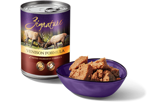 Zignature Venison Can Dog Food 13 oz. - Southern Agriculture