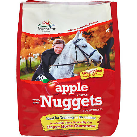 Apple Nuggets by Manna Pro - Southern Agriculture