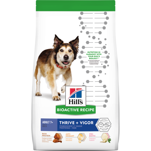 Hill's® Bioactive Recipe Adult 7+ Thrive + Vigor Dry Dog Food - Southern Agriculture