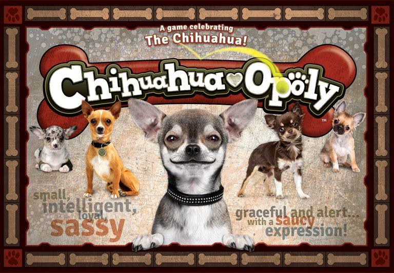 CHIHUAHUA-OPOLY Board Game - Southern Agriculture