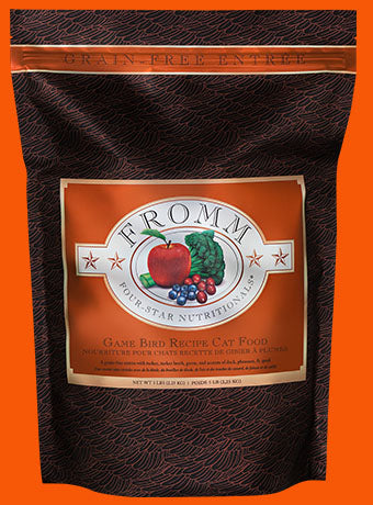 Fromm Four Star Game Bird Grain Free Dry Dog Food - Southern Agriculture